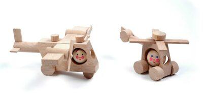 A fa játékok jótékony hatása fantáziánkra